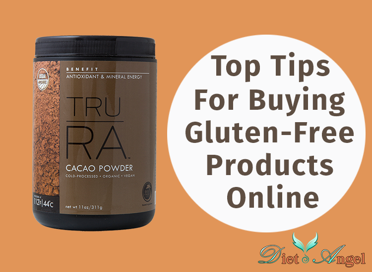 Gluten free products online Malaysia
