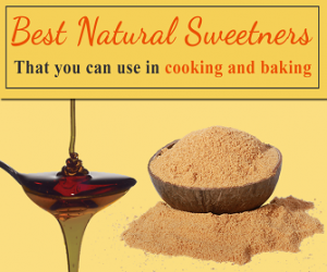 Natural Sweetener For Diabetics