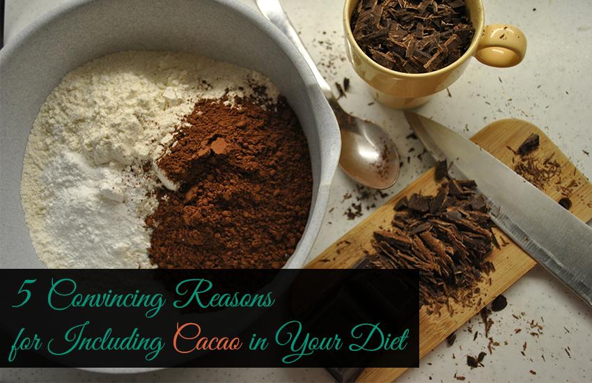 Cacao dessert recipes