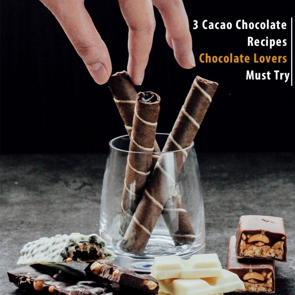 Cacao Chocolate Recipes