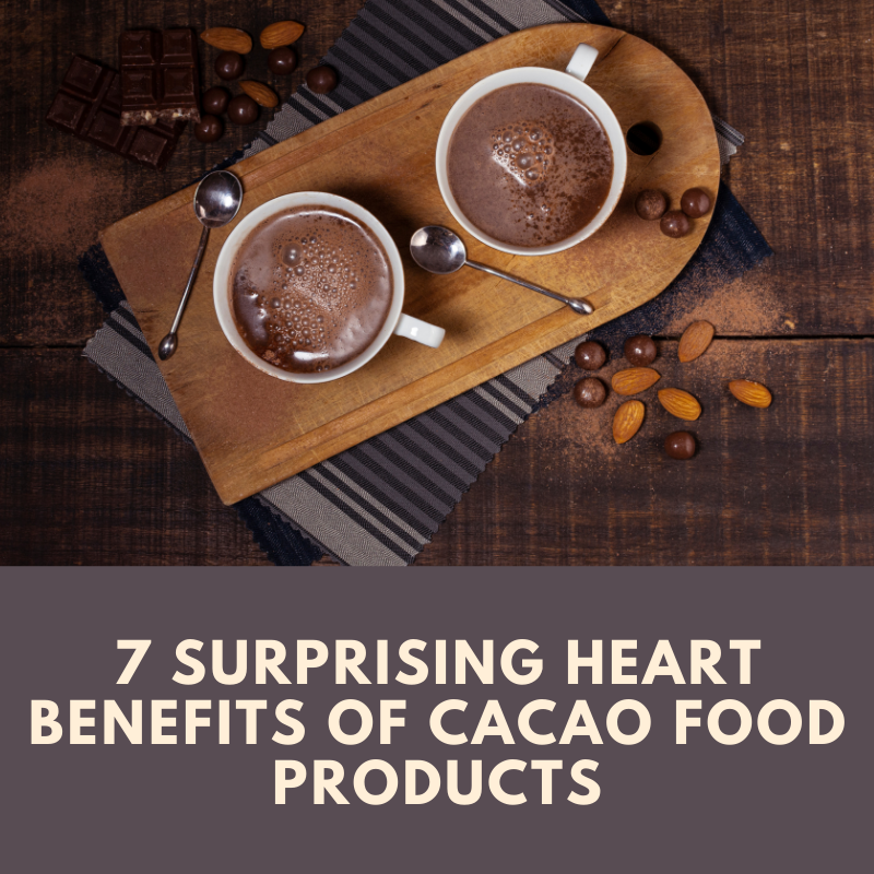 Cacao Powder Benefits for Heart