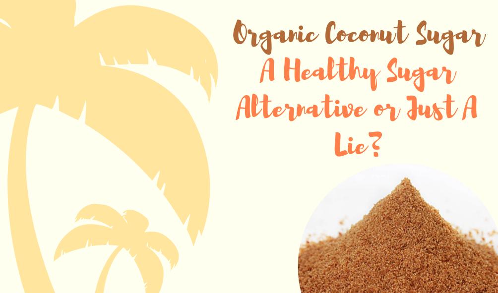 Organic Coconut Sugar Malaysia