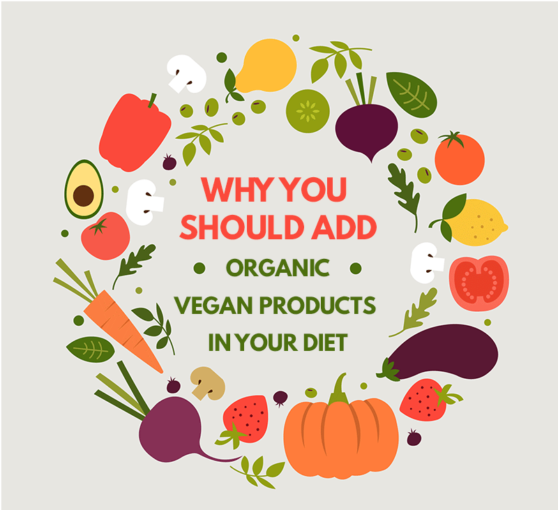 Organic Vegan Products